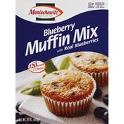 Manischewitz Muffin Mix, Blueberry