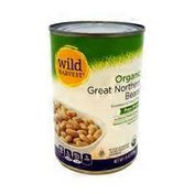 Wild Harvest Organic Great Northern Beans