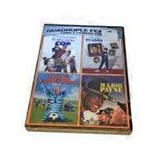 Universal Studios Home Entertainment Family Comedy Pack Quadruple Feature DVD