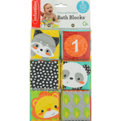 Infantino Bath Blocks, Colors & Numbers , 0+ Months