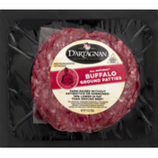 D'Artagnan Ground Buffalo Patties