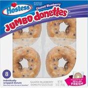 Hostess Glazed Blueberry Jumbo Donettes