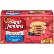 Aunt Jemima Lil' Griddles Mini Blueberry Pancakes