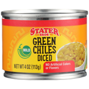 Stater Bros. Markets Mild Diced Green Chiles