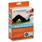Rejuvenation Company Healthy Abs & Back Kit