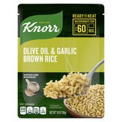Knorr Meal Maker Olive Oil And Garlic Brown Rice