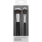 Japonesque Complexion Duo Brush