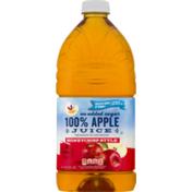 SB No Sugar Added 100% Apple Juice Honeycrisp Style