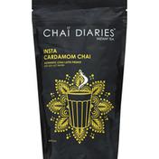 Chai Diaries Tea, Insta Cardamom Chai, Instant