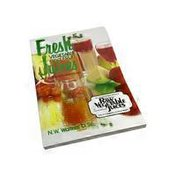 Nutri Books Fresh Vegetable And Fruit Juices Book