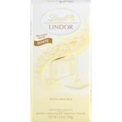 Lindt LINDOR White Chocolate Truffle Bar