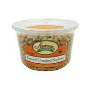 Aurora Products Soybeans, Roasted Unsalted