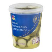 SB Sweet Horseradish Pickle Chips