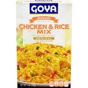 Goya Spanish Style Chicken & Rice Mix