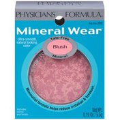 Mineral Wear™ 2680 Rosy Glow Talc-Free Mineral--Eclat Candide sans Talc Mineral Blush-Blush
