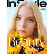 InStyle Magazine, The Beauty Issue, October 2021