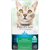 Purina Pro Plan With Probiotics, Grain Free Dry Cat Food, FOCUS Weight Management Turkey & Egg