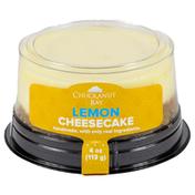Chuckanut Bay Foods Lemon Mini Cheesecake