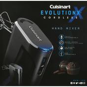 Cuisinart Hand Mixer, Cordless