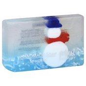Primal Elements Soap, Handmade, Snowy