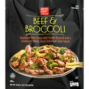Pacific Coast Selections Beef & Broccoli