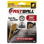 Bulb Head Phone Mount, Magnetic Ball & Socket
