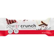 Power Crunch Protein Energy Bar, Red Velvet
