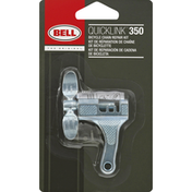 Bell Bicycle Chain Repair Kit, Quicklink 350