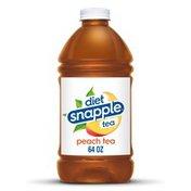 Snapple Tea, Peach, Diet