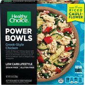 Healthy Choice Power Bowls Greek Style Chicken