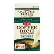 Rich's Coffee Rich Non-Dairy Creamer Fat Free