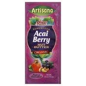 Artisana Nut Butter, Organic, Superfood Acai Berry