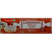 Brookshire's Cinnamon Rolls with Icing