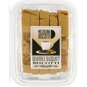 Mezzaluna Biscotti Heavenly Hazelnut Biscotti
