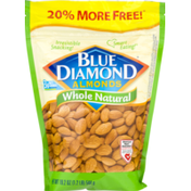 Blue Diamond Almonds Blue Diamond Whole Natural Almonds