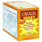 Ola Loa Hydrating Sports Drink, Mango Tangerine