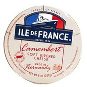 ILE DE FRANCE French Normandy Camembert