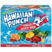Hawaiian Punch Fruit Juicy Red 12 Oz Fruit Punch