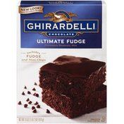 Ghirardelli Ultimate Fudge Brownie Mix