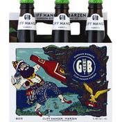 Gb Beer, Marzen, Cliff Hanger