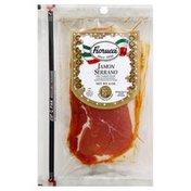 Fiorucci Ham, Dry Cured, Serrano