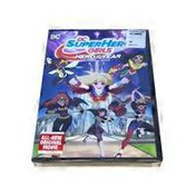 Warner Home Video Super Hero Girls DVD
