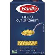 Barilla® Classic Blue Box Soup Pasta Fideo Cut Spaghetti