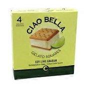 Ciao Bella Gelato Squares, Key Lime Graham