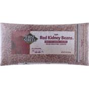 First Street Kidney Beans, Red, Light
