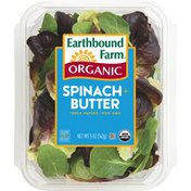 Earthbound Farms Organic Spinach + Butter