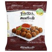 Farm Rich Meatballs, Italian Style, Appetizer Size