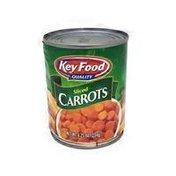 Key Food Sliced Carrots