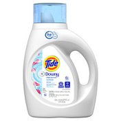 Tide Free Liquid Laundry Detergent, Recognized By National Eczema