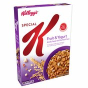 Kellogg's Special K Breakfast Cereal, Low Fat, Fruit and Yogurt